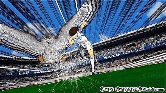 Captain Tsubasa Comes to Mobile Devices Internationally This December