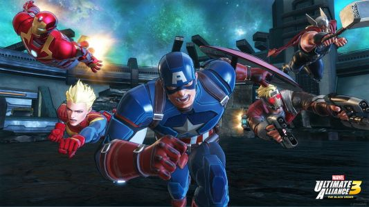 SwitchArcade Round-Up: 'Marvel Ultimate Alliance 3', 'Astro Bears', 'Growtopia', and Today's Other New Releases, 'Mega Man' Games on Sale, and More