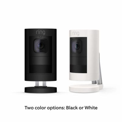 Amazon Announces Revamped Ring Stick Up Cams, Pre-Orders Now Open