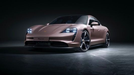 New entry level Porsche Taycan unveiled