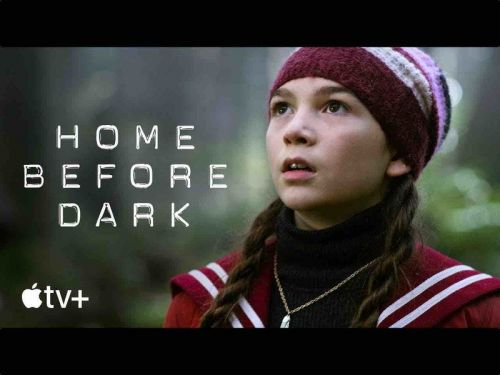 Go behind the scenes as 'Home Before Dark' season two hits Apple TV+ today