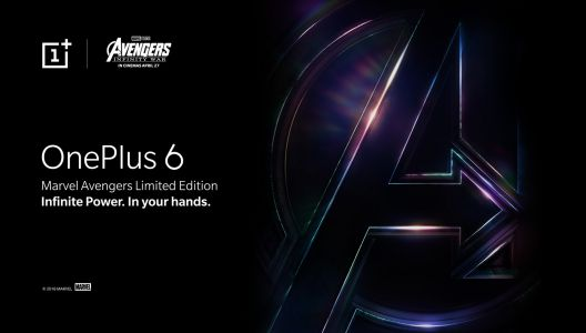 OnePlus 6 Avengers Limited Edition confirmed, to be unveiled on May 17