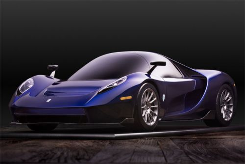 SCG 004S is a $400,000 Entry-Level Car