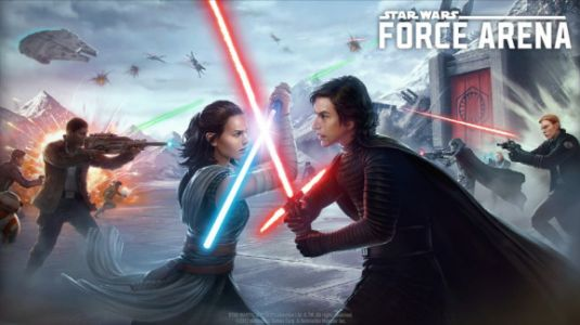 Star Wars: Force Arena turns 1 with 6.5 million players for its card-based battler