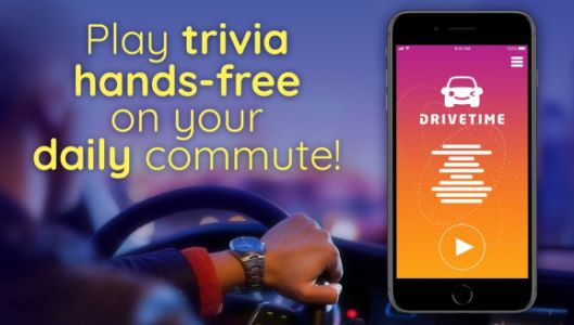 Drivetime raises $4 million for voice-based trivia game for drivers