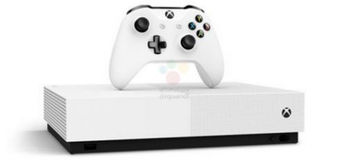 Microsoft's Disc-Less Xbox One Could Arrive On May 7th