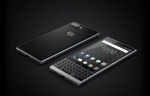 BlackBerry Key 2 Smartphone Launched In India
