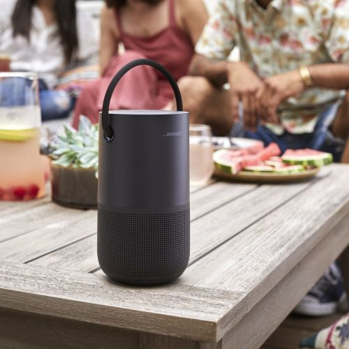 Bose Debuts A New Portable Home Speaker System