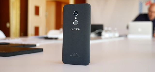 $150 Never Got You So Much - Alcatel Announces the 3V for the US