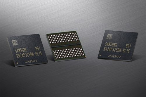 Samsung Starts Mass Production of 16Gb GDDR6 Memory ICs with 18 Gbps I/O Speed