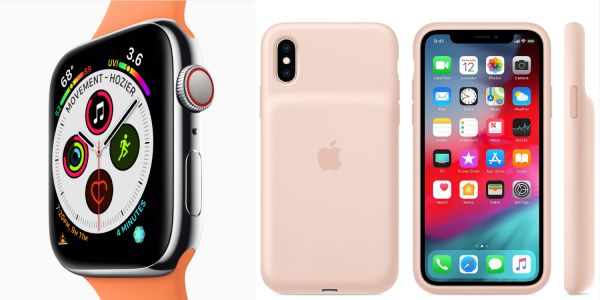 Spring Apple Watch band collection debuts alongside new iPhone Smart Battery Case color