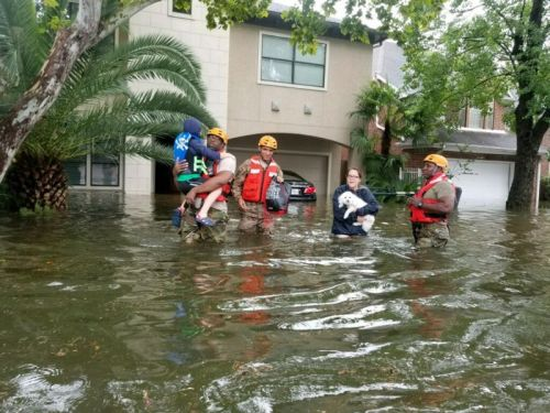 Hurricane Harvey studies: Yesterday's 100-year storm is today's 30-year storm