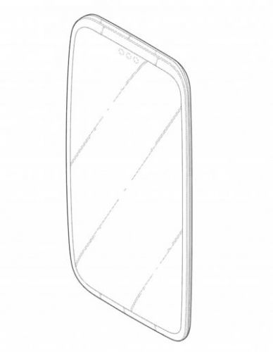 """LG Handset Patent Points To New 7-Camera """"Curved"""" Handset"""