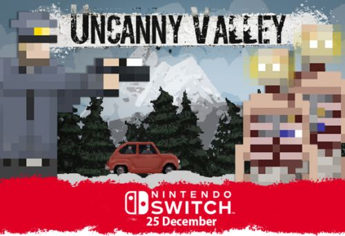 Uncanny Valley brings its pixel-based survival horror to Switch