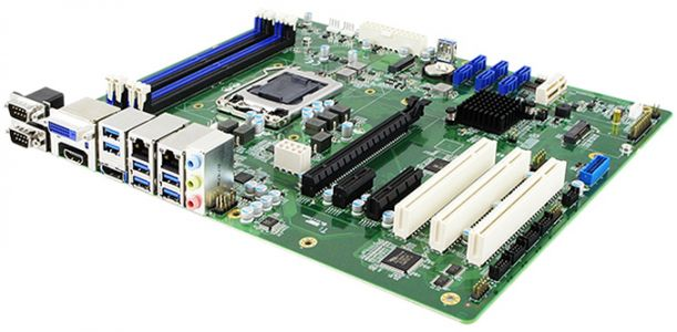 IBASE Lists C246 Motherboards for Intel Xeon E CPUs