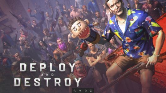 Lionsgate debuts Deploy & Destroy multiplayer mobile game