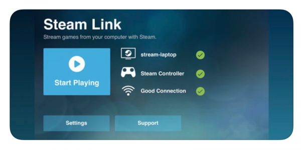 Steam Link officially debuts on iOS and Apple TV following initial rejection last year