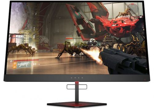 HP Unveils the Omen X 27: A 240Hz QHD Monitor with FreeSync 2 HDR