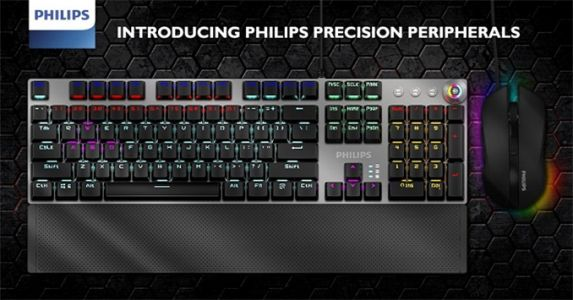 Philips Launches Gaming Peripheral Brand in the US