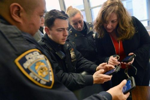 NYPD Officially Moves On From Windows Phone To The iPhone 7
