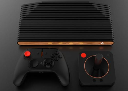 Atari VCS Wood Finished Consoles Once Again Available To Preorder