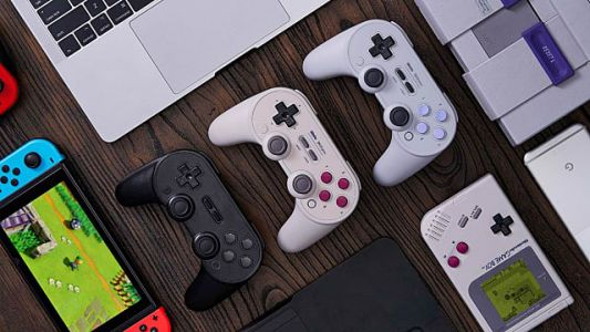 8BitDo Might Have Created an Almost-Perfect Controller