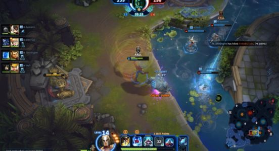 NCSoft will shut servers for MXM MOBA in January, just months after June launch