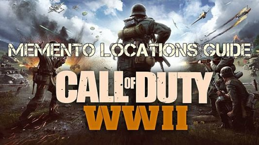 Call Of Duty WW2: Every Single Memento Collectible Location Revealed