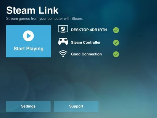 Valve: Apple won't let the Steam Link app on the iOS