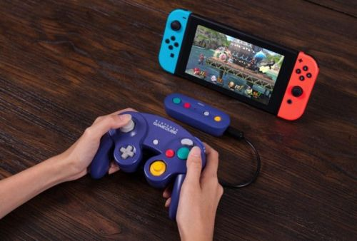 8BitDo's Adapter Lets You Use Wired GameCube Controllers With The Switch