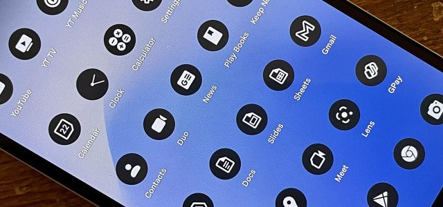 How to Unlock Themed Icons on Android 12 for Colors That Dynamically Shift with Your Wallpaper