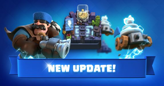 Electro Valley, Hunter, and Zappies Added to 'Clash Royale' in Today's Update