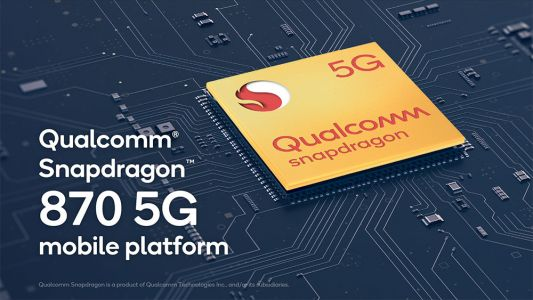 Qualcomm Snapdragon 870 For Premium Handsets