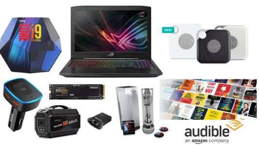 Dealmaster: Hot deals on an Asus ROG gaming laptop and more