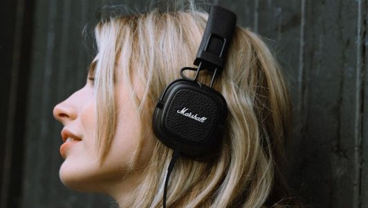 Marshall Major III Bluetooth headphones offer 30 hours of rocking tunes per charge