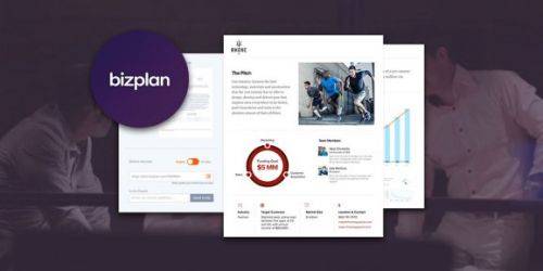 Get a lifetime of Bizplan's business planning software for just $49