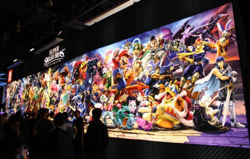 Nintendo struggles to contain massive Smash Bros. Ultimate leaks