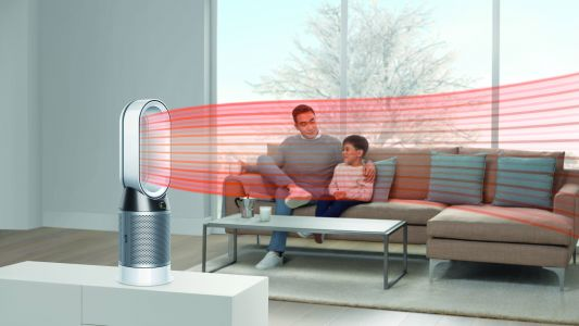 Dyson's new fan heater will heat you in winter and cool you in summer
