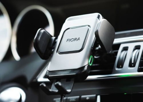 Fiora in-car smartphone wireless charger $22