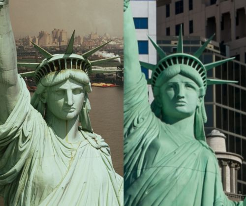 Post Office owes $3.5M for using wrong Statue of Liberty on a stamp