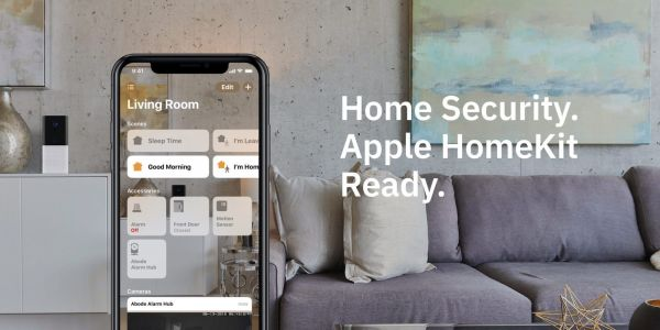 Abode delivers promised HomeKit support for its Iota DIY home security system