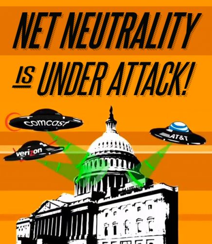 RIP net neutrality: FCC chair releases plan to deregulate ISPs