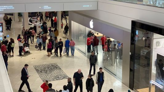 Flagship Apple Store coming to San Jose's Westfield Valley Fair mall