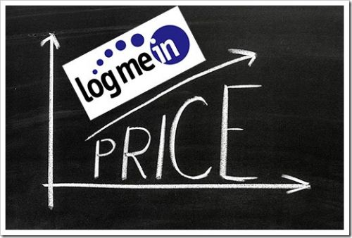 LogMeIn Hopes You Won't Notice That Its Price Is Absurdly High