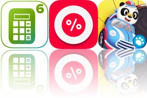 Today's Apps Gone Free: 6th Grade Math Practice, DiscountApp and Dr. Panda Racers