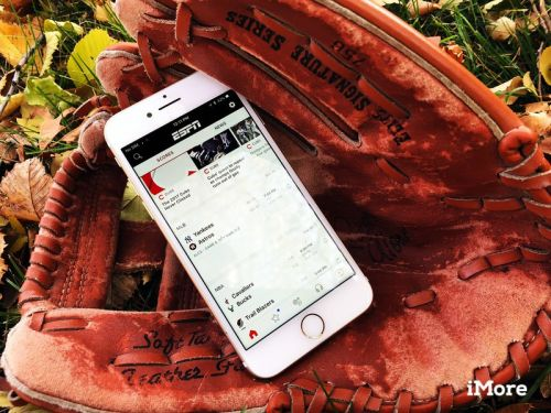 Best baseball apps for following the World Series