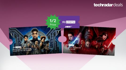 Now TV deals: save up to 50% on Sky Cinema and get the biggest and newest movies today