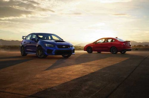 2019 Subaru WRX and WRX STI Detailed