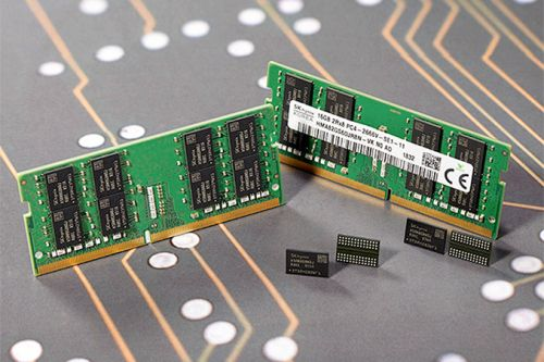 SK Hynix Reveals DDR4-3200 Memory Chips with 4 Phase Clocking