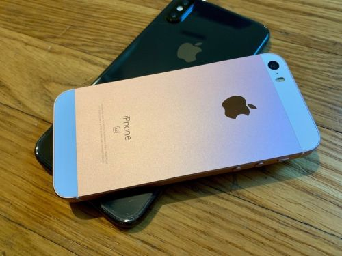 Treat yourself to a brand new iPhone SE for as little as $249 from Apple